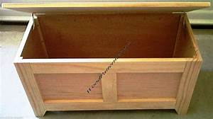 build your own toy chest bench Quick Woodworking Projects