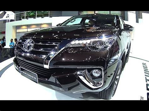 best toyota model overview suvs new toyota fortuner 2016 2017 model top