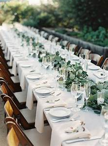 Pendelleuchte Für Langen Tisch : gr ner langer tisch tisch deko white dinner ~ Michelbontemps.com Haus und Dekorationen