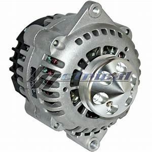 High Output Alternator Generator Chevy Gm Gmc Jeep 3