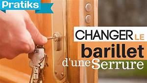 Changer Un Barillet De Porte : comment changer le barillet d 39 une serrure youtube ~ Medecine-chirurgie-esthetiques.com Avis de Voitures