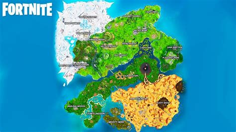 fortnite season  map fortnite battle royale