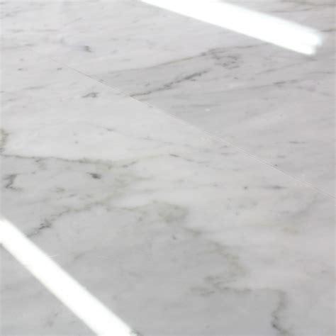 carrelage marbre blanc carrelage 100 marbre blanc poli carrare 30x60 cm marbre