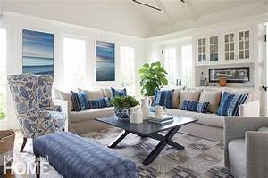 A Nantucket Home Designed For Family Gatherings New