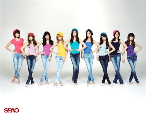 snsd super junior spao wallpapers