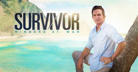 Survivor (Official Site) Watch on CBS