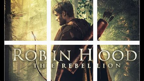 Robin Hood The Rebellion Official Uk Teaser Trailer (2018