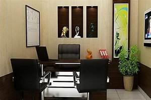 Latest corporate offices interior designs for Interior design ideas for small office cabin