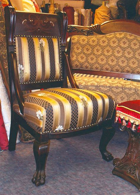 Antique Furniture Upholstery by Howard Furniture Upholstery