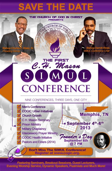simul conference church  god  christ