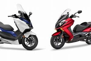 Honda Forza 125 2018 : cu l es mejor el honda forza 125 o el kymco super dink ~ Melissatoandfro.com Idées de Décoration