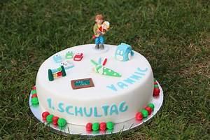 Torte Für Einschulung : besondere anl sse 2 torte zur einschulung ~ Frokenaadalensverden.com Haus und Dekorationen