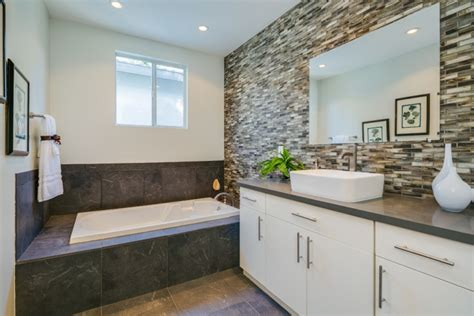 contemporary master bathroom designs decorating ideas