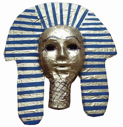 Mask Egyptian Ancient Death Egypt Masks Project