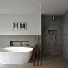 25 idees douche a l39italienne pour une salle de bain With carrelage adhesif salle de bain avec éclairage combles led