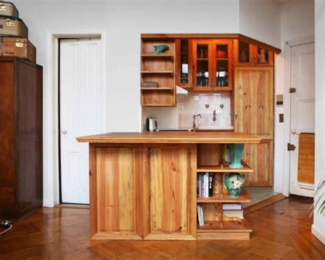 40 Sq. Ft. Tiny Kitchen