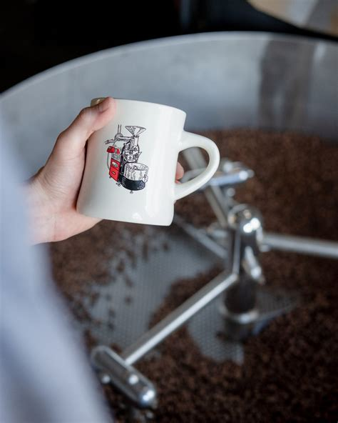 We supply wholesale coffee to over 40 different business in donegal, tyrone and derry. Roaster's Mug - Hatchet Coffee