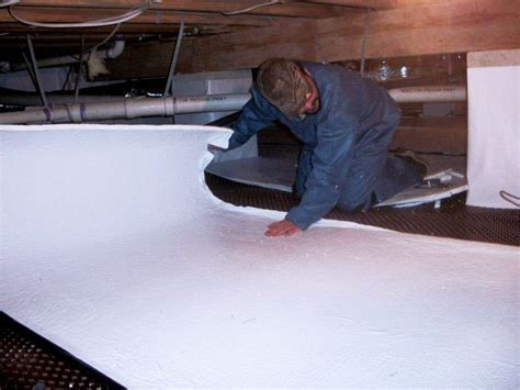 Crawl Space Insulation with TerraBlock in Pennsylvania