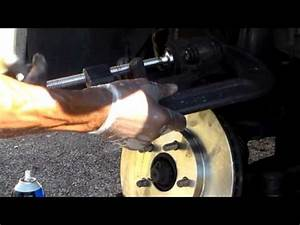 How to replace rotor and brake pads Neon Plymouth 2001