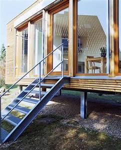 Container Anbau An Haus : mini h user nat rlich wohnen im holz fertighaus neubau hausideen so wollen wir bauen in ~ Indierocktalk.com Haus und Dekorationen
