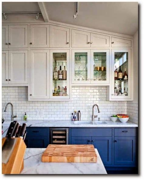 17 best ideas about two toned cabinets on two 570 109afa8f37d497517deeb54bfcb62423