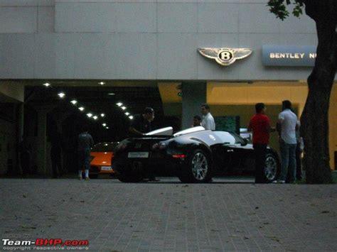Bugatti Cars In India