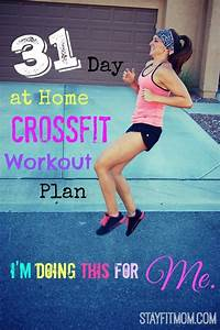 31 Day At Home Crossfit Workout Plan