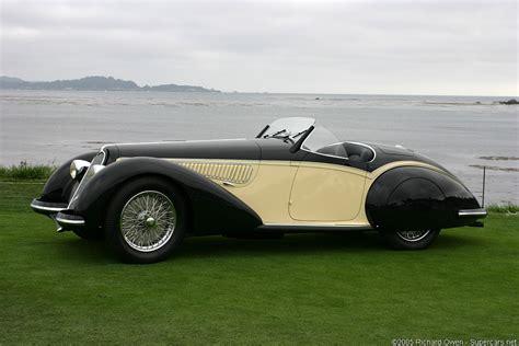 1937→1938 Alfa Romeo 8c 2900b Corto Spyder  Alfa Romeo