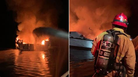 died  dozens missing  scuba diving boat caught