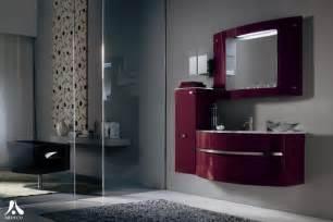 salle de bordeaux meubles salle de bains modernes en 105 photos magnifiques