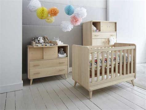 chambre bebe bois massif zinezoé meubles bois design et naturels guide de la
