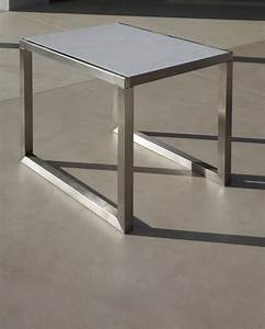 Table En Béton Ciré : 8 best mobilier en b ton cir images on pinterest ~ Premium-room.com Idées de Décoration