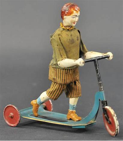 Toys 1900s Early Dispatch Columbus