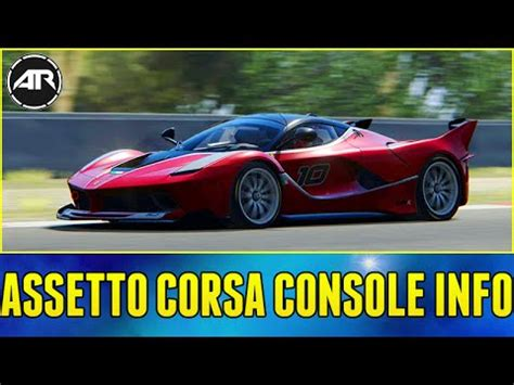 assetto corsa xbox one assetto corsa xbox one ps4 release date car list tracks more