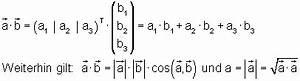 Dreiecksfläche Berechnen Formel : rechengesetze f r vektoren in koordinatendarstellung ~ Themetempest.com Abrechnung