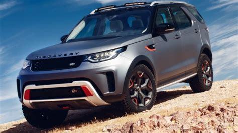 2019 Land Rover Discovery Svx by 2018 Land Rover Discovery Svx Vs 2019 Hyundai Tucson
