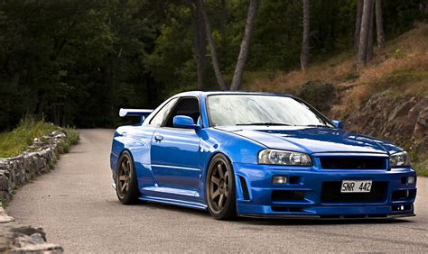skyline nissan 11 amazing cars featuring in fast and furious 7 sam new