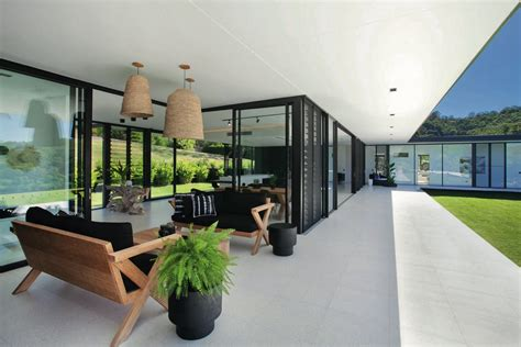 Home Design In Harmony With Nature by Glass House A Home In Harmony With Nature Completehome