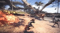 Monster Hunter World's first ten hours are a brilliant ...