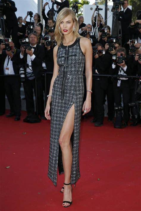 Cannes Kendall Jenner Leads Glamour Parade