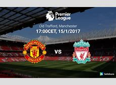 Manchester United vs Liverpool match preview & predicted