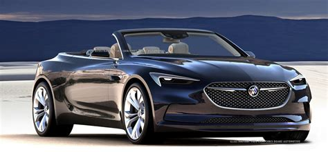 Buick Sports Car by Buick S Stunning New Concept Car Looks Even Better As A