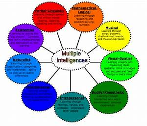 EDEL518 - Multiple Intelligences and Software