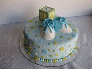 25+ Delicious Baby Shower Cakes