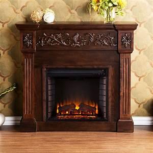 Boston Loft Furnishings Gatlinburg Electric Fireplace ...
