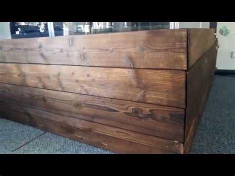 Holz Auf Alt Gemacht by Diy Holz Auf Alt Machen Holz Selber K 252 Nstlich Altern