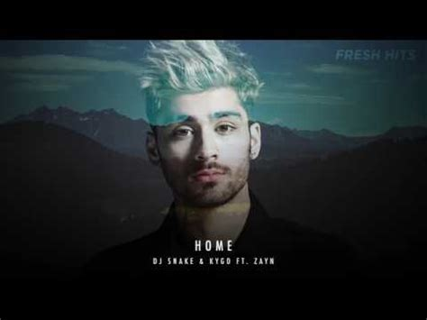 dj snake new song 2016 dj snake kygo ft zayn home new song 2016 youtube