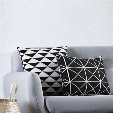 déco coussin canapé 10 coussins pour un salon scandinave cocon de décoration