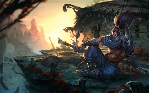 Yasuo Animated Wallpaper - yasuo dreamscene hd wallpaper animated