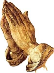Prayer Rosary Praying Hands